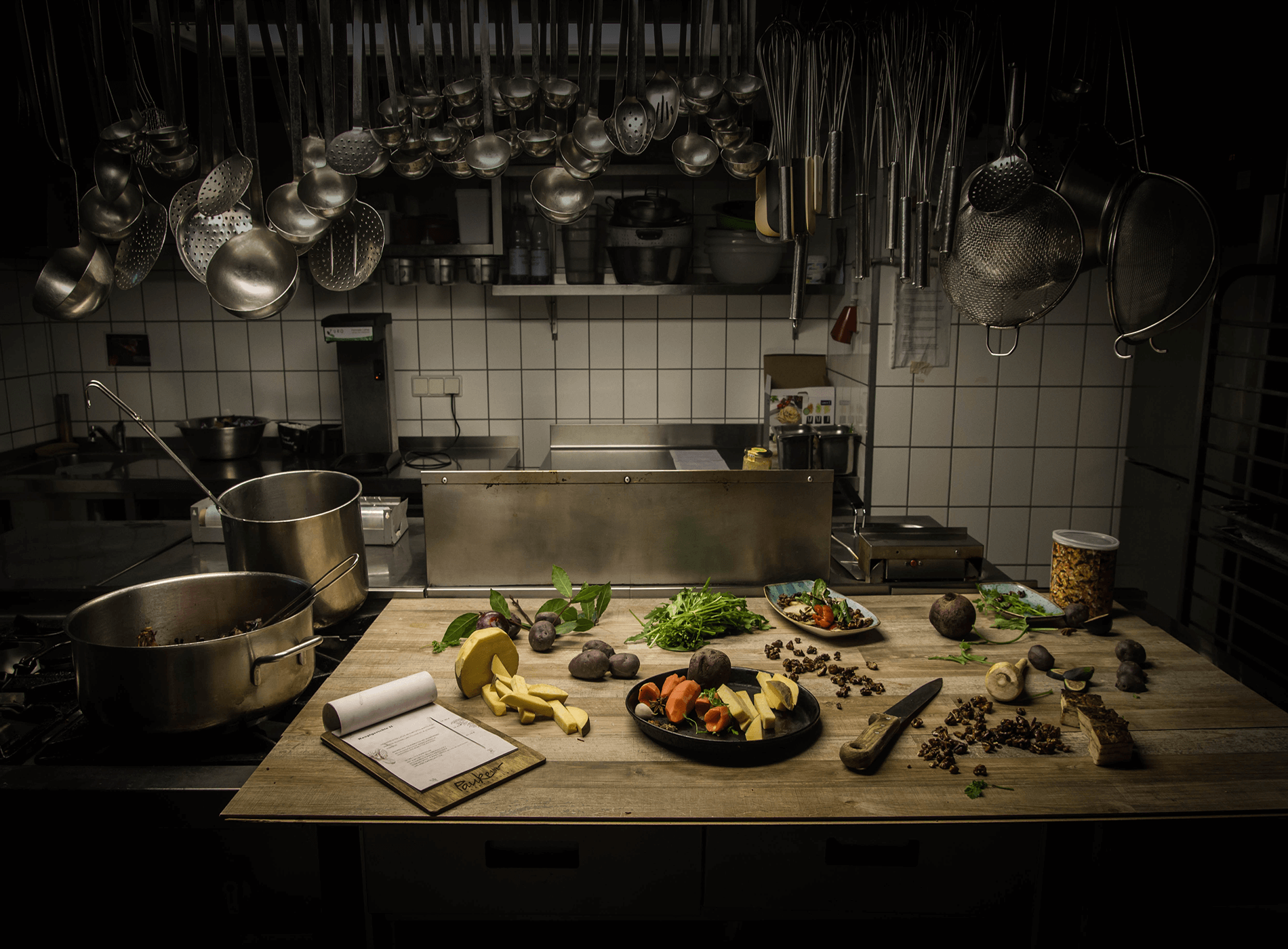 Pauke -LIFE- Küchenkultur