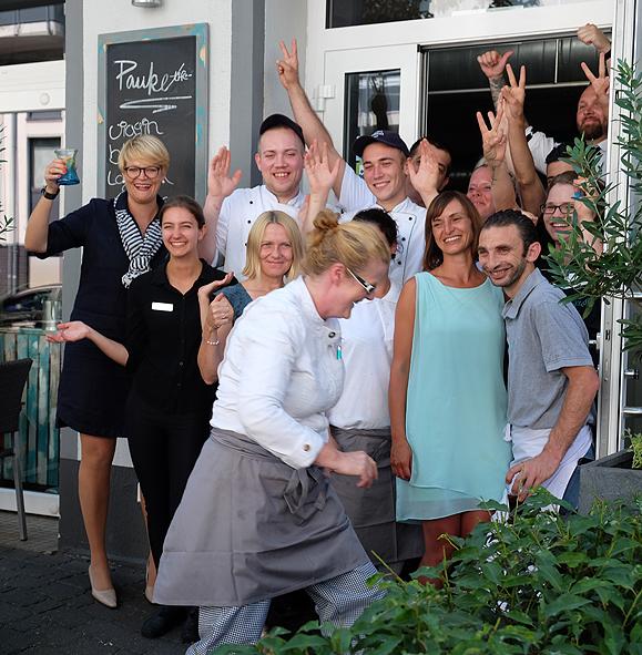 Ein Dankeschön an das Team Hilton Bonn